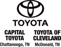 Capital Toyota Chattanooga TN Toyota of Cleveland McDonald TN